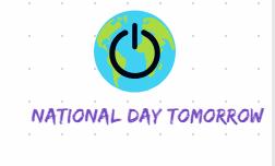 National Day Tomorrow